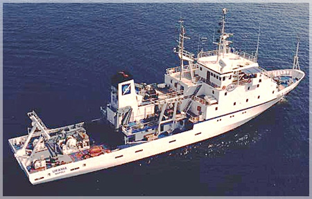 Gli scienziati arrivano in mare con «Urania», la nave più intelligente del Mediterraneo